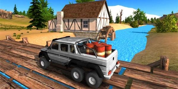 模拟越野车驾驶游戏大全