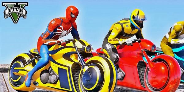 模拟驾驶摩托车游戏大全